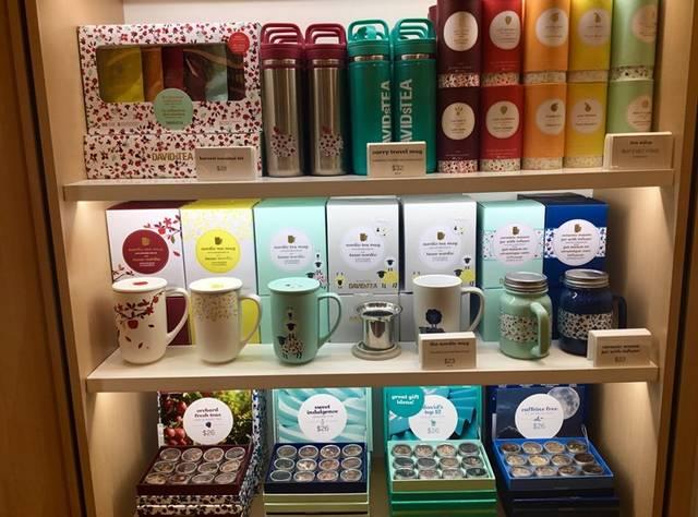 紅茶専門店デイビッド・ティー