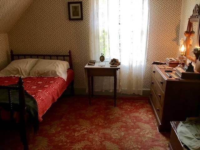 マリラの部屋