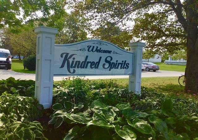 キンドレッド・スピリッツのサイン