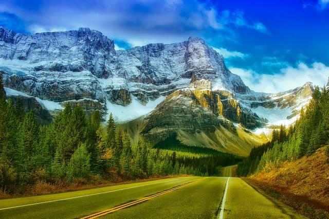 無料の写真: バンフ, カナダ, 国立公園, 山, 空, 雲, 道路, 旅, 旅行 - Pixabayの無料画像 - 1953482 (38368)