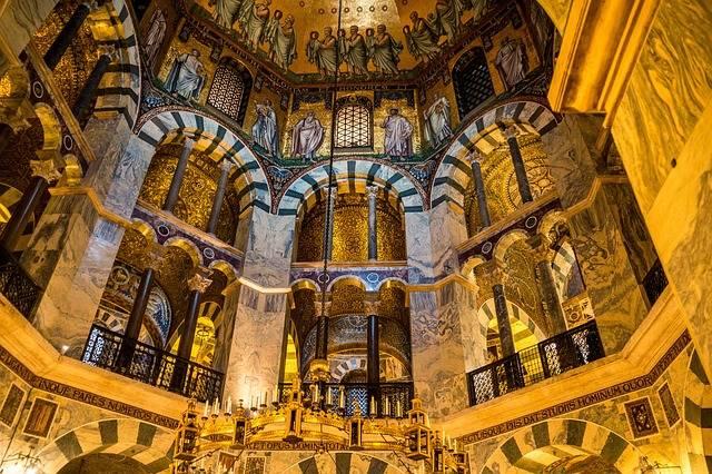 無料の写真: アーヘン大聖堂, 教会, 礼拝所, アーヘン, ドム, 宗教 - Pixabayの無料画像 - 2141602 (41438)