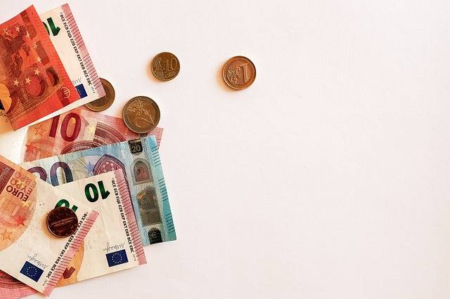 En Efectivo Del Euro Dinero Las · Foto gratis en Pixabay (47794)