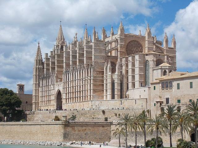 Catedral De Saint Mary Palma · Foto gratis en Pixabay (48046)
