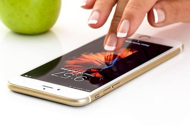 Smartphone Teléfono Celular Apple · Foto gratis en Pixabay (49117)