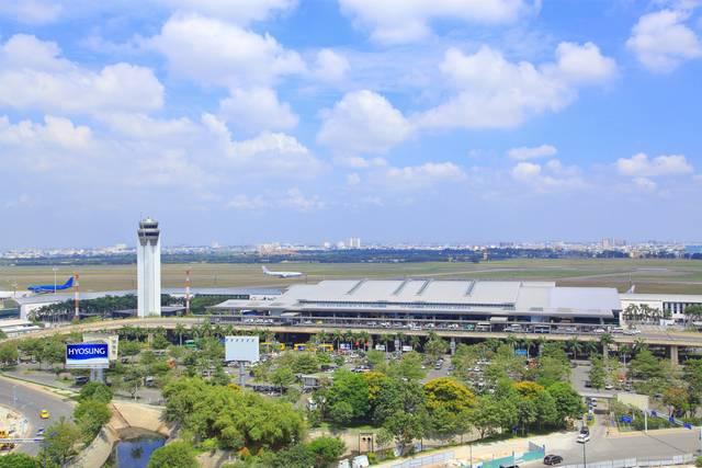 タンソンニャット国際空港(ホーチミン)