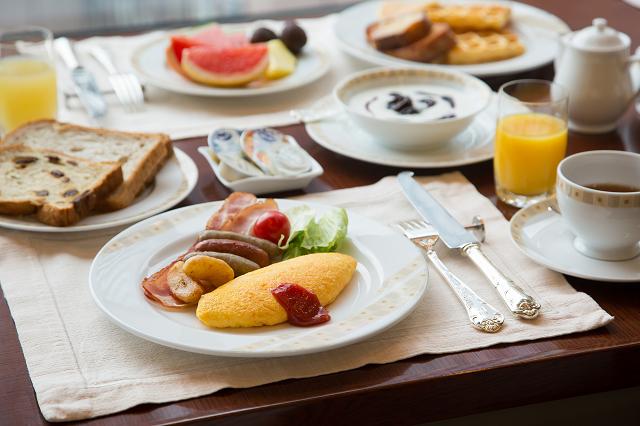 朝食イメージ「インペリアルバイキング サール」
