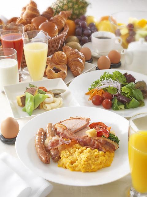 朝食イメージ(バイキング ル・タン)