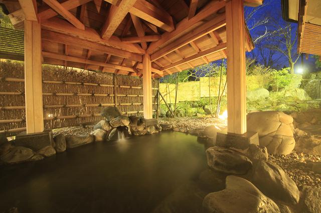 露天風呂(湯の舞の湯)