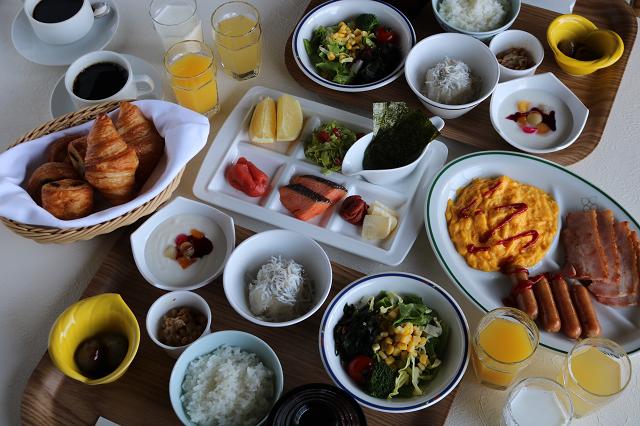 朝食セットメニューイメージ
