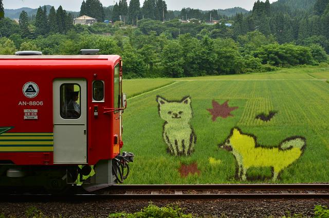画像提供:秋田内陸縦貫鉄道