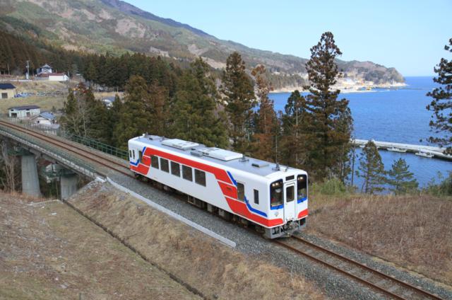 画像提供:三陸鉄道