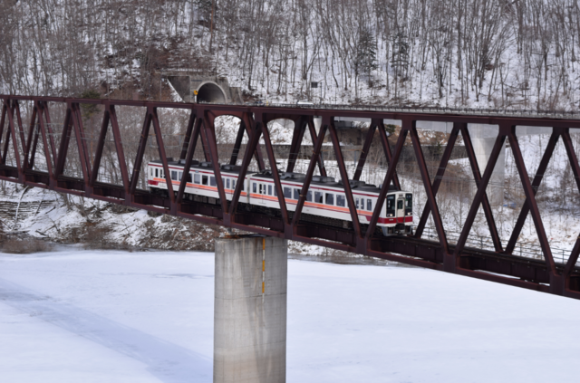 画像提供:野岩鉄道