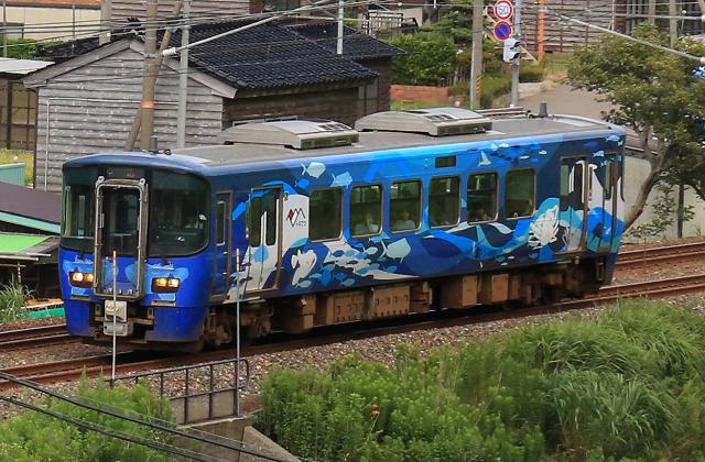 画像提供:えちごトキめき鉄道