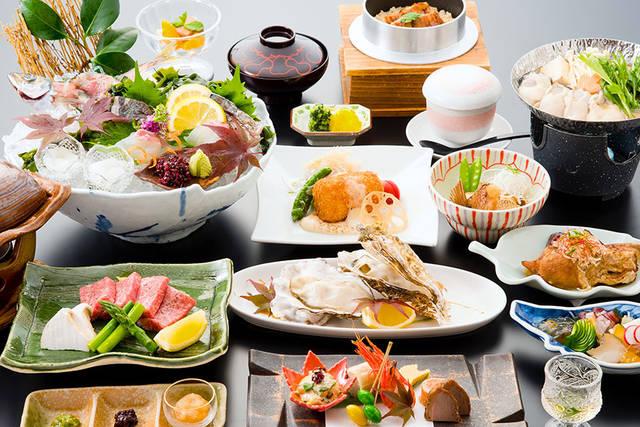 宮島グランドホテル有もと(料理イメージ)