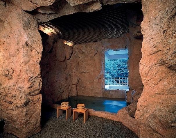 貸切風呂『洞窟風呂』