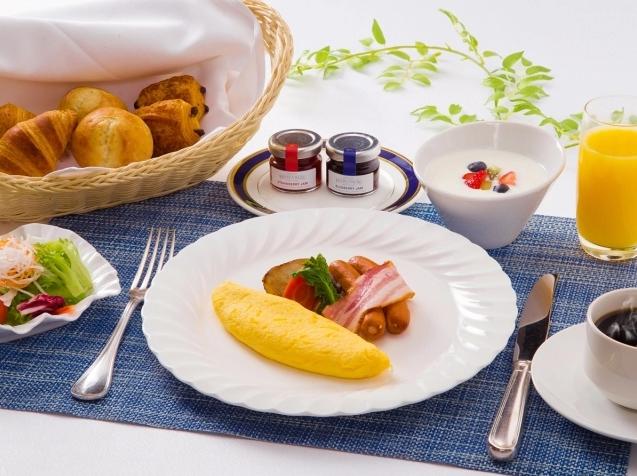 「メインダイニング いと桜」の朝食