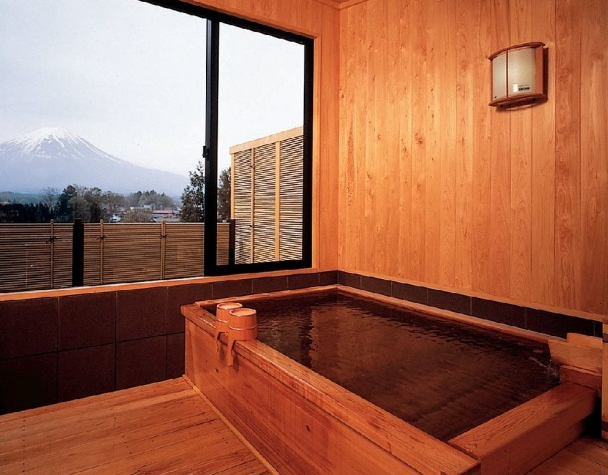 貸切展望風呂(芙蓉の湯)