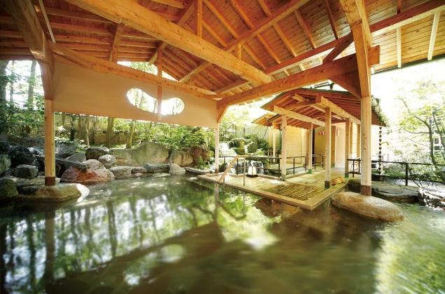 露天風呂「日光の湯」