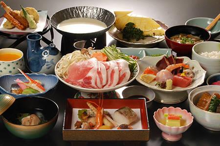 指宿海上ホテル(料理イメージ)