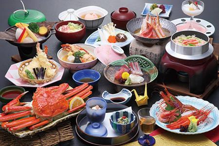 日本の宿 のと楽(料理イメージ)
