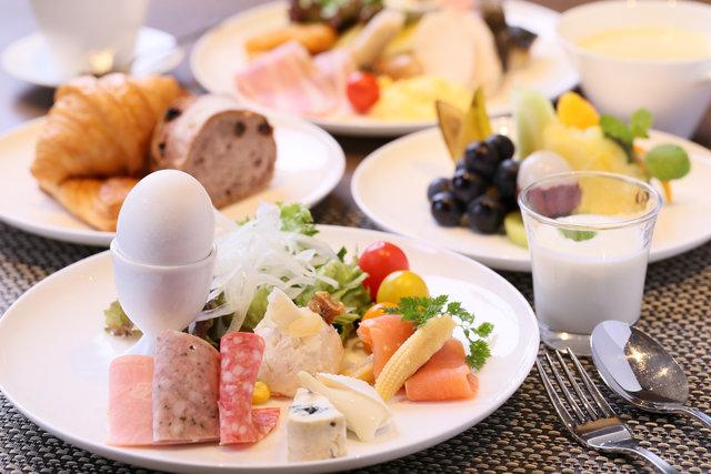 朝食イメージ(ブッフェ)