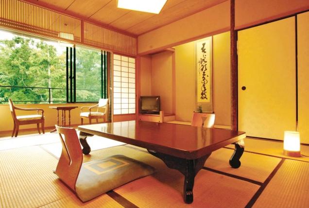 新館 和室一例