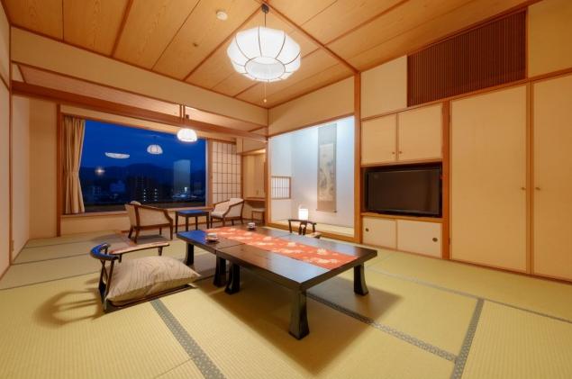 客室一例(千寿 和室)