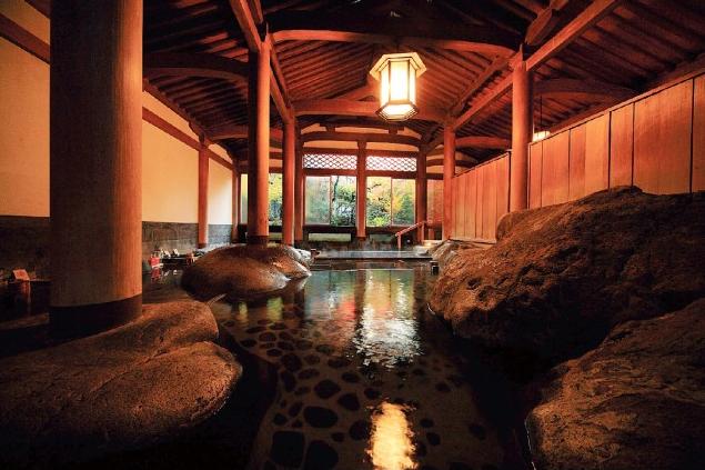 天平大浴場