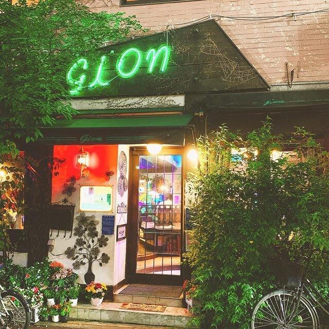 ギオン(gion)