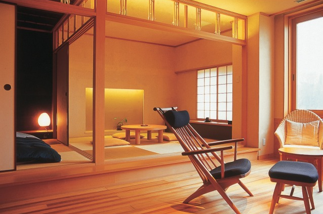 客室一例/和室