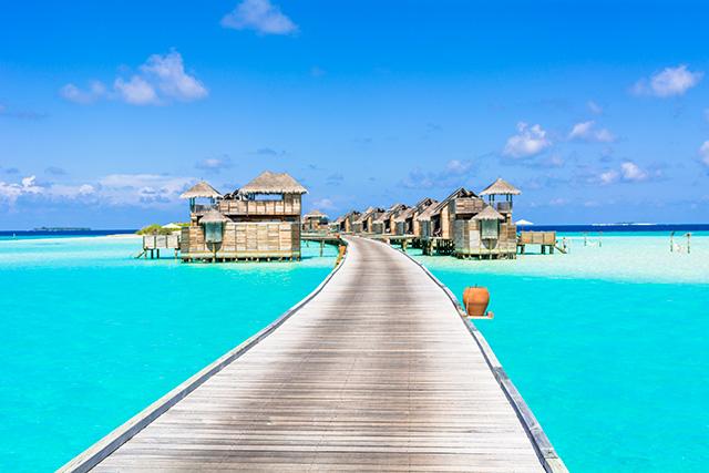 魅惑の海外ビーチリゾート特集