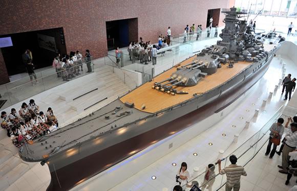 戦艦大和のふるさと呉と広島散策 日帰り
