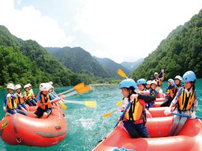 夏のブナの森で自然体験!トヨタ白川郷自然學校に泊まる 3日間