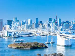 来年開催の話題の大会!東京の会場を一足早く見に行く 2020年の東京新名所めぐり 2日間