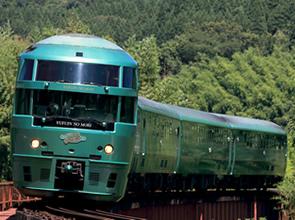 人気の観光列車「ゆふいんの森」で行く 由布院・黒川・別府 九州3大名湯めぐり 3日間