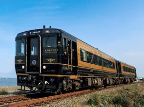 おとなのための観光列車「A列車で行こう」に乗車 世界遺産 天草の崎津集落と修復中の熊本城 2日間
