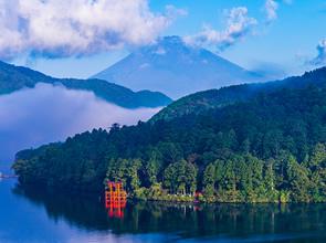 ゆっくり鎌倉散策と、箱根の美術館でゆっくりアフタヌーンティーを満喫 鎌倉・湘南・箱根 2日間