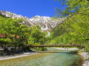 絶景!!3つの山岳リゾート「乗鞍・新穂高・上高地」で過ごす寛ぎの休暇 2日間