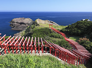 元乃隅神社・角島・糸島と世界遺産軍艦島クルーズ 3日間