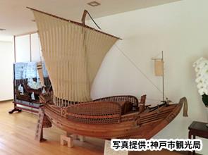 北前船ガイドウォーキング~神戸・高砂~北前船に魅せられた男たちの足跡を辿る