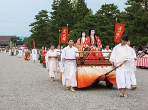 <おとなびメルマガ掲載コース>京の三大祭のひとつ「時代祭」(指定観覧席から観賞) 嵐山散策と平安神宮 2日間
