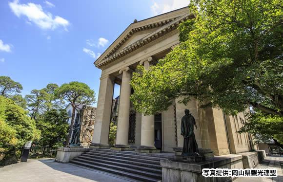 西日本三大美術館のふたつへご案内 大原美術館と大塚国際美術館 2日間