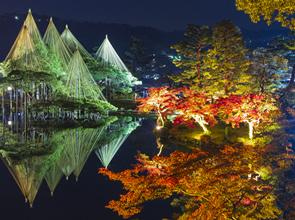 きらめく古都金沢と2つの世界遺産と日本遺産「井波」彫刻を鑑賞!北陸ダブル遺産めぐり 2日間
