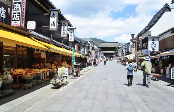 一度は行きたい信州の名刹 善光寺参拝と日本三名泉 ほっこり草津温泉 3日間