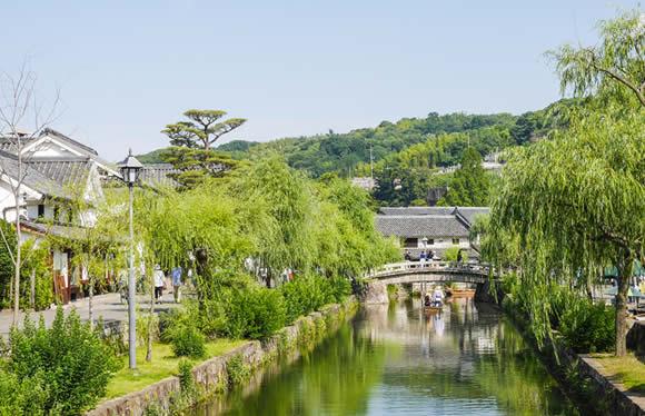 絶景の瀬戸大橋でつなぐ 倉敷・琴平とオリーブの楽園小豆島 2日間