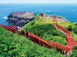 まだ見ぬ山口の絶景美景名所と世界遺産の街・萩 2日間
