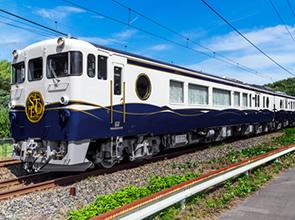 観光列車「etSETOra」と観光型・高速クルーザー「SEA SPICA」で多島美をめぐる 2日間