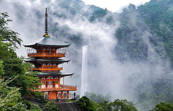 世界遺産熊野三山 本宮・新宮・那智 3つの聖地をめぐる 日帰り