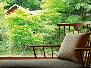 香川県の里山 湯山荘「阿讃琴南」に2連泊 おとなの贅沢ゆったり時間 3日間