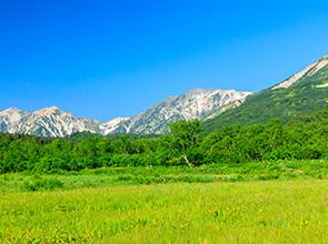 北アルプスの麓で過ごす 信州白馬のさわやかな休日 7日間